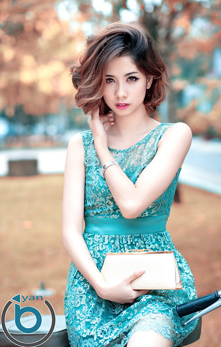 Model : Mit - New color | by Chung Kim Bao