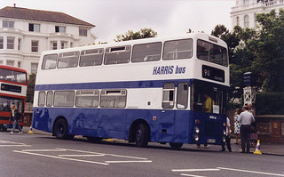 HarrisBus-WRJ447X-Eastbourne-180793 | by Michael Wadman