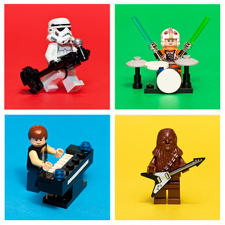 10/52: LEGO Star Wars Rock Band! | by pong0814