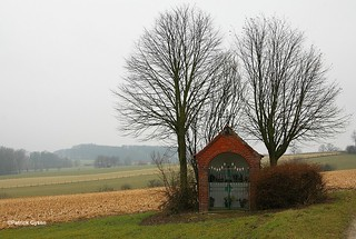 Chapel in the Flemish Ardennes | by patrick.gysen slowly waking up