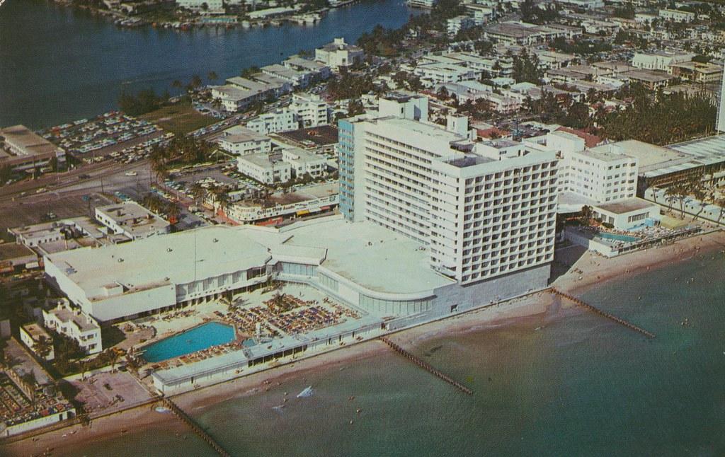 Deauville Hotel - Miami Beach, Florida