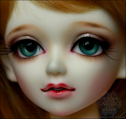 Kun | by Deadly NightShade BJD Faceup