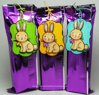 Easter Treat Tags | by Elizabeth Allan's Art Studio