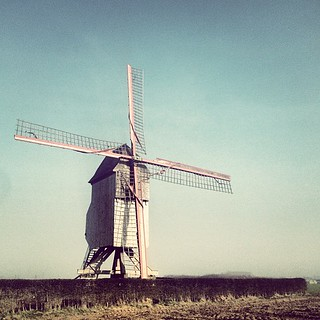 Finally got over to the windmill just beyond the Molenberg today. | by smashred