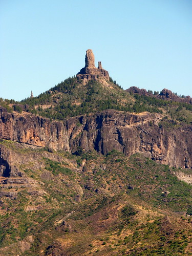 Gran Canaria - Roque Nublo in the Winter, Seen from Arternara | by elsua