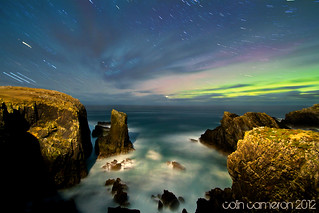 77/366 - Butt of Lewis Aurora | by Colin Cameron ~ Photography ~
