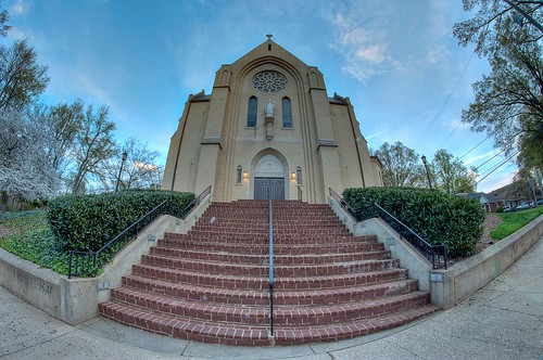 HDR Fisheye Church X | by Jonathan Hartzell / the Archangel