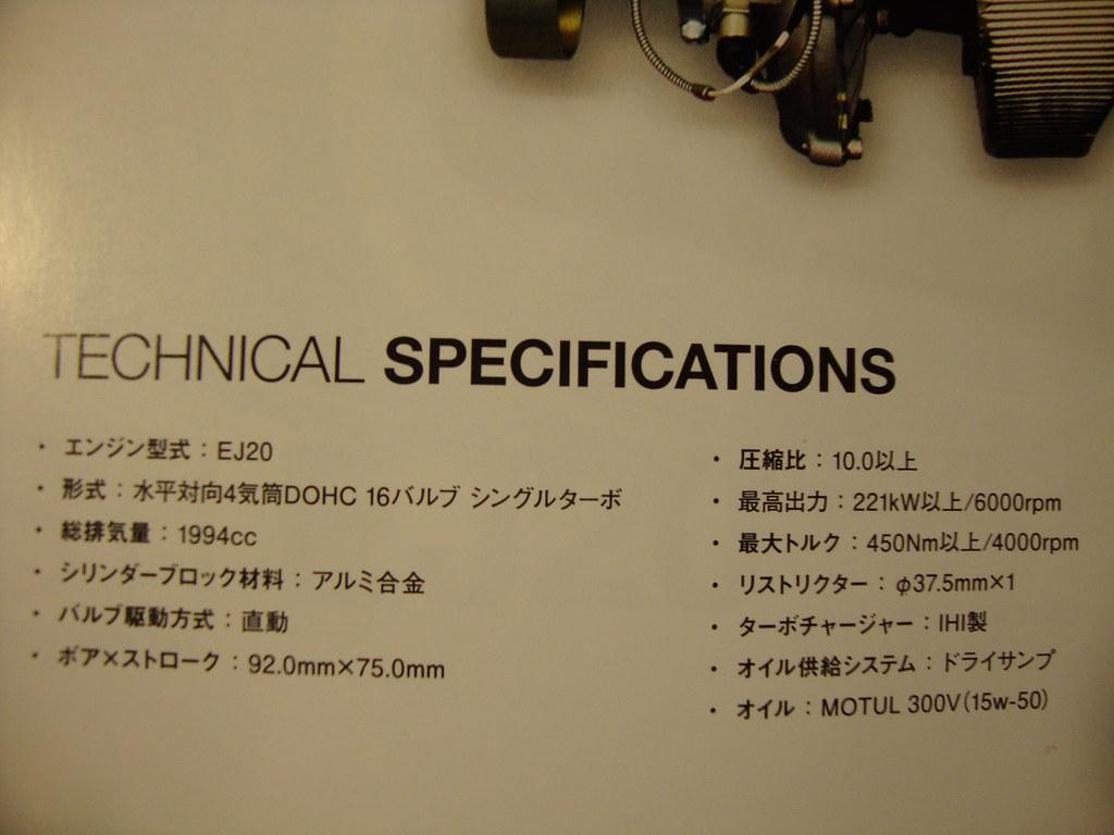 Ej20 Turbo Specs