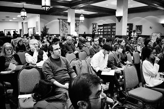 2014 Puterbaugh Festival: Opening Night: it was a packed house for the first event! | by WorldLitToday