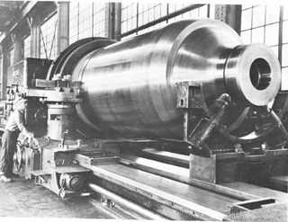 Forging press cylinder | by drdrang