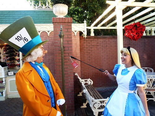 Alice and Hatter | by EverythingDisney