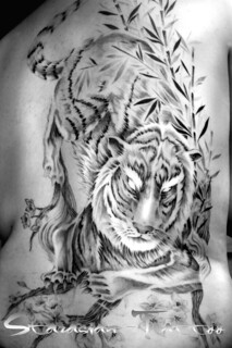 Starasian Tattoo Art - Val Tiger 2 | by starasian-tattoo