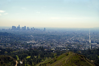 Griffith Park: View of Los Angeles | by photoSleek