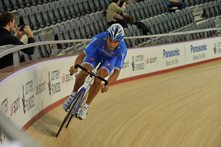 UCI Track Cycling World Cup - London 2012 - Day 4 by Guy Swarbrick | by britishcycling.org.uk photos