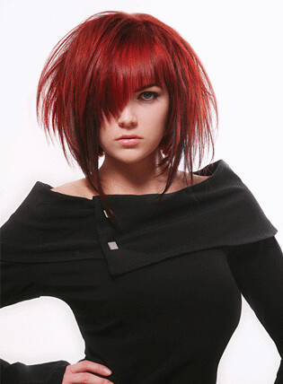 Short Red Hairstyles Www Hairstylesin Com Short Hair Style Flickr