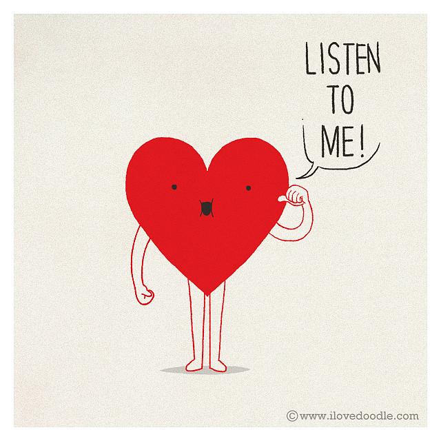 Listen HEART!