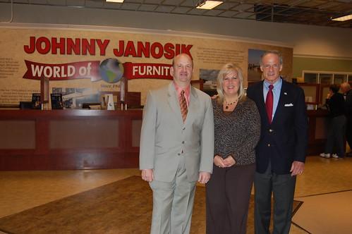 Johnny Janosik Visit Sen Tom Carper Stopped By Johnny Jan Flickr