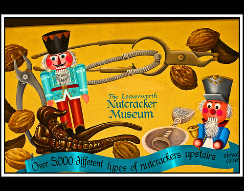 leavenworth nut cracker museum | by DonWeston2009