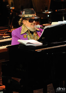 Dr. John's Louis Armstrong Tribute at Brooklyn Academy of Music | by Offbeat Magazine