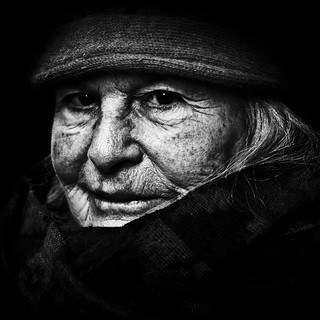 21/365 Old woman | by AdrianGalle