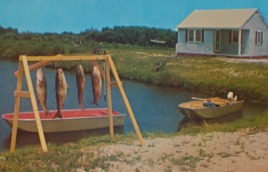 Fisherman's Wharf Boatel and Marina - Frisco, North Carolina