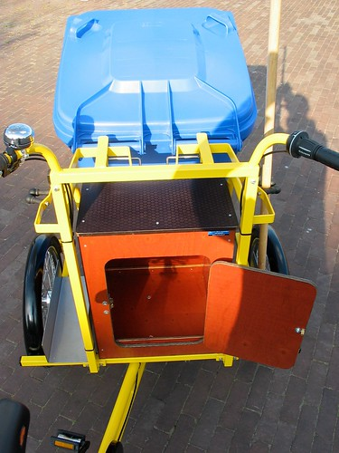 Workcycles-Kliko-bin-trike 3 | by Henry @ WorkCycles