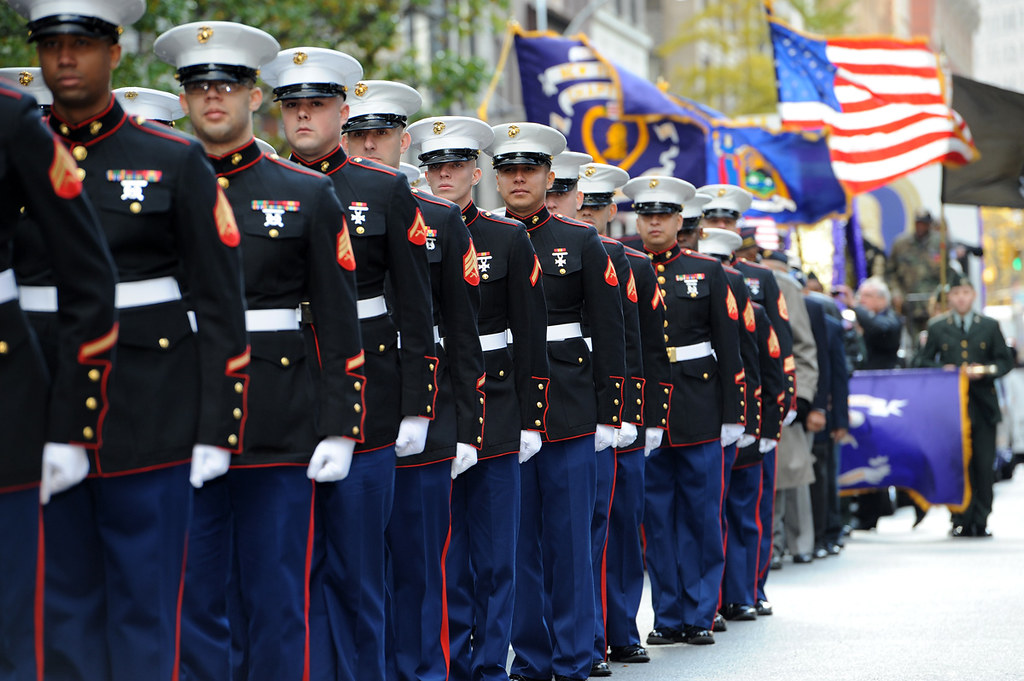 San Diego Marine Corps Recruit Depot Graduation Information - Welcome