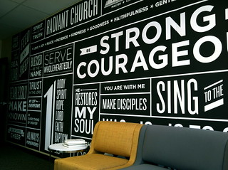Typography Wall Art | by amyhaywood