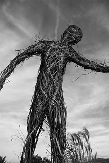wicker man | by blueskyjunction photography