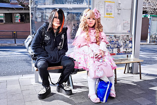 Mad Punks x Angelic Pretty in Harajuku | by tokyofashion