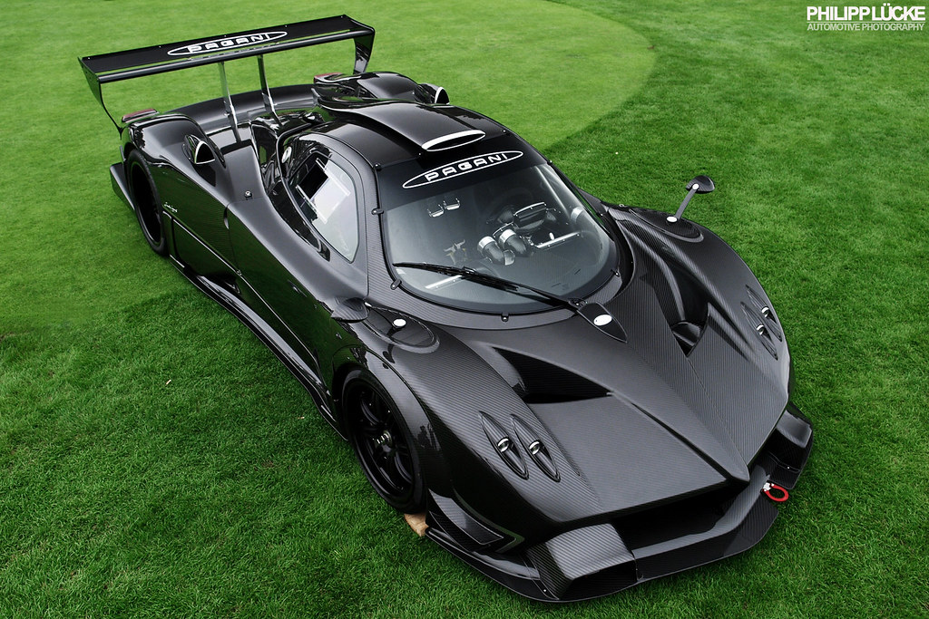 ... Zonda R | By Philipp Lücke
