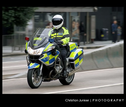 BMW | R900RTP | Hong Kong Police Force 香港警務處 | Central District | Hong Kong | China | by Christian Junker | Photography