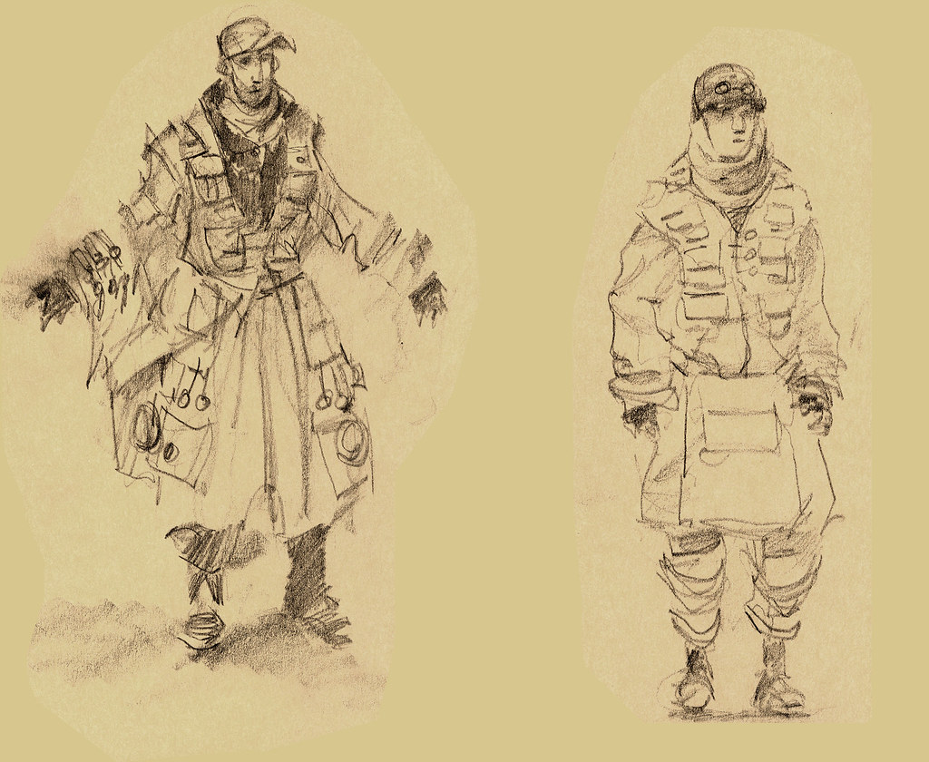 adam adamowicz fallout 3 concepts flickr