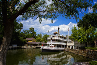 Magic Kingdom - A Beautiful Afternoon on the River | by Cory Disbrow