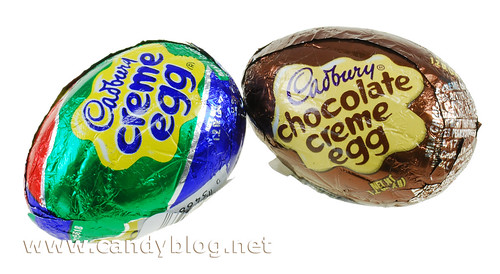 Cadbury Creme Egg & Chocolate Creme Egg | by cybele-