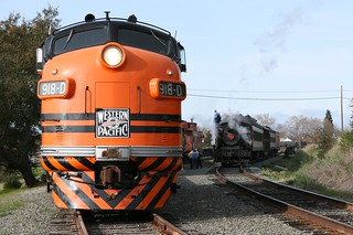 Niles Canyon Railway 2012 Winterail Photo Special | by Mike Roqué