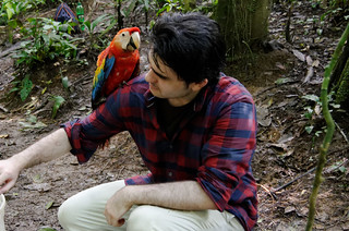 Young Macaw & I | by Mango Polo
