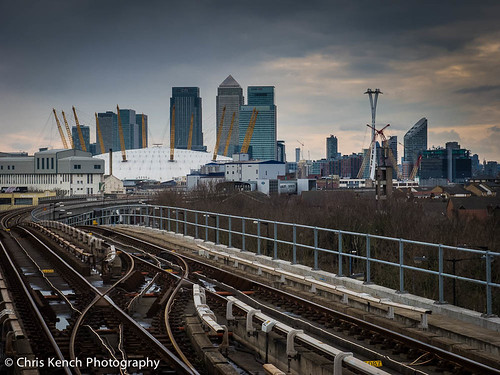 Pontoon Dock DLR | by www.chriskench.photography