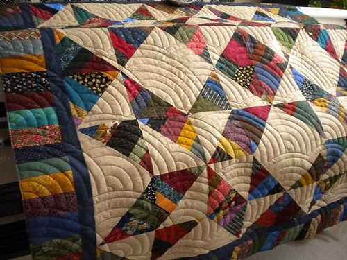 .trash can quilt | by Vicki in Mn