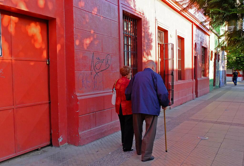 Dusk, Santiago, 2012 | by Marcelo  Montecino