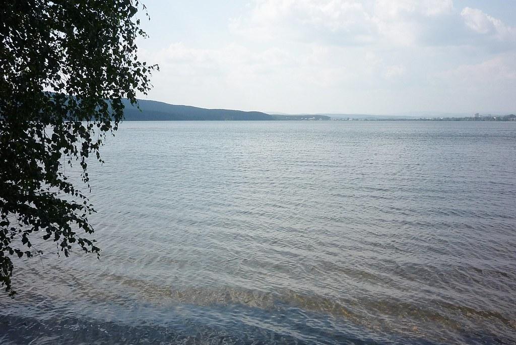Where is the lake Ilmen in Russia 7