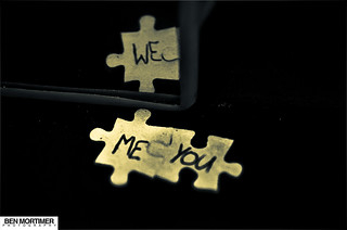 me & you = we | by Ben Mortimer Photography