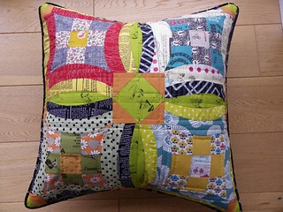 Pillow Talk {Swap} - Round 7 | by Little Island Quilting