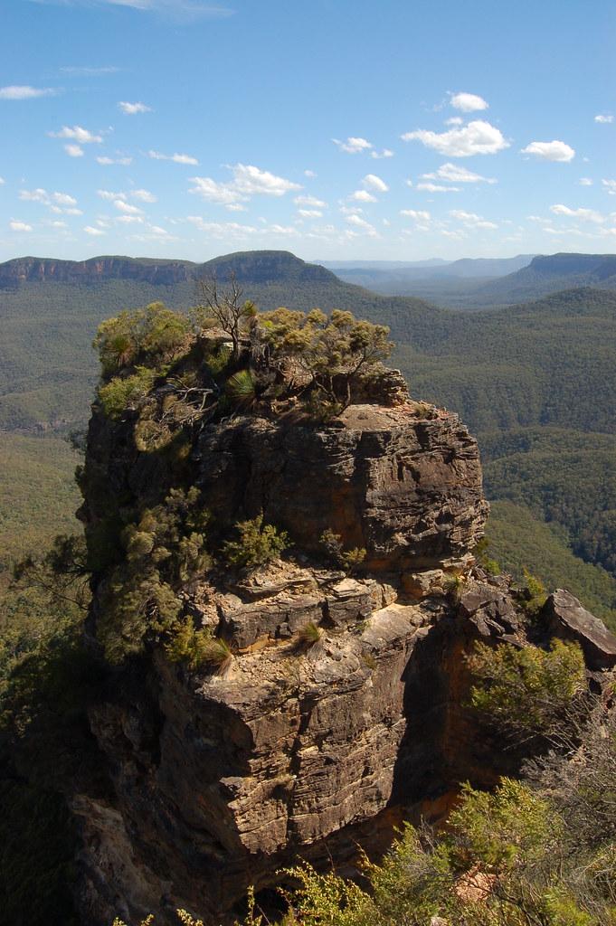 Australia / Blue Mountains / Rock