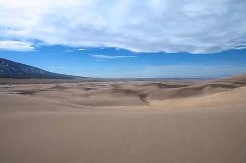 Great Sand Dunes National Park | by zyrcster