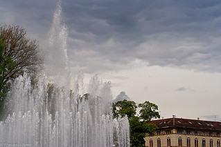 Fontana di piazza Castello | by cesco.pb