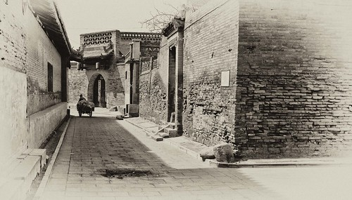 Alleys of Ping Yao | by itsmarkinshanghai