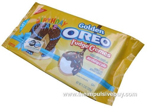 Limited Edition Birthday Cake Oreo Cookies