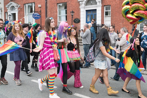 PRIDE PARADE AND FESTIVAL [DUBLIN 2016]-118139 | by infomatique