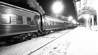 The Trans-Siberian Express